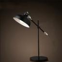 Barn Shade Cross Desk Lamp