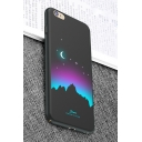 Beautiful Galaxy Painted Fashion Polish Couple iPhone Case
