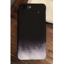 New Stylish Black Galaxy Printed Polish iPhone Case for Couple