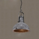 Industrial Hanging Pendant Light Retro Iron 15