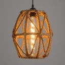Industrial Hanging Pendant Light 14