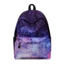 Hot Fashion Starry Sky Print School Bag/Travel Bag