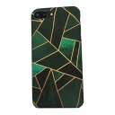 New Stylish Geometric Print Mobile Phone Case for iPhone