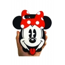 Lovely Mickey Minnie Design Mobile Phone Case for iPhone