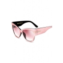Fashionable Cat's Eye Shape Sunglasses