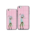 Cartoon Print Mobile Phone Case for iPhone