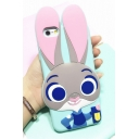 Cute Cartoon Judy Rabbit Mobile Phone Case for iPhone
