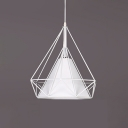 Industrial Nordic Pendant Light with 9.84