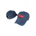 New Fashion Leisure Letter Embroidered Baseball Cap