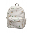 New Fashion Lovely Cartoon Print Backpack