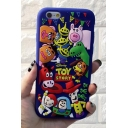 3D Toys Cartoon Pattern Silicone iPhone Case