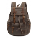 New Fashion Retro Leisure Canvas Backpack