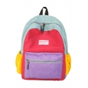 New Stylish Letter Print Backpack/School Bag