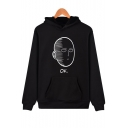 New Fashion Cartoon Print Long Sleeve Hoodie
