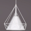 Industrial Nordic Pendant Light with 14.96