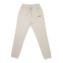 New Stylish Drawstring Elastic Waist Letter Print Sport Pants