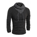 New Stylish Long Sleeve Turtleneck Pullover Sweater