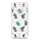 Cute Cactus Allover Printed iPhone Mobile Phone Case