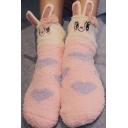 New Trendy Lovely Rabbit Design Warm Socks