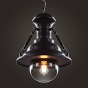 Nautical Style 1 Light Mini Pendant Light