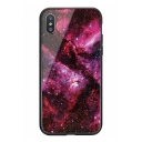 Stylish Galaxy Starry Sky Printed iPhone Mobile Phone Case