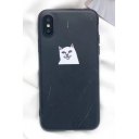 Funny Cartoon Dog Pattern iPhone Mobile Phone Case