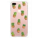 Cute Allover Cactus Pattern iPhone Mobile Phone Case