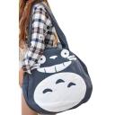 New Stylish Cartoon Print Casual Shoulder Bag