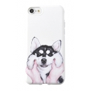 Adorable Dog Husky Printed iPhone Mobile Phone Case