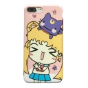 New Collection Cartoon Figure Print Mobile Phone Case for iPhone