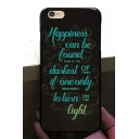 Cool Letter Castle Magic Spell Pattern iPhone Mobile Phone Case