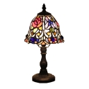 Bell Shaped Shade Tiffany Stained Glass 6