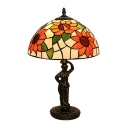 Sunflower Theme Glass Shade Tiffany 12