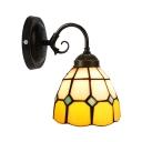 Tiffany Dome Pattern Glass Shade 6.3