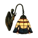 Bell Pattern Glass Shade Tiffany 6