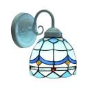 White&Blue Tiffany Nautical Indoor 6