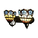Baroque Design Wall Sconce with 16