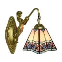 Traditional Tiffany Lamp Mermaid 6