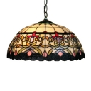 Vintage Pendant Light with 18