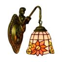 Brass Mermaid Lamp Base Tiffany Loft 10.2