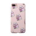 Strawberry Milk Printed iPhone Mobile Phone Case
