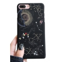 Constellation Printed Mobile Phone Cases for iPhone