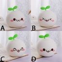 4 Styles Wireless Silicon Gel Cartoon Bunny Night Light for Kids Rechargeable