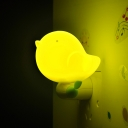 Bright Light Plug-in Little Bird Kids Mini Night Light in Blue/Yellow/Pink/Orange