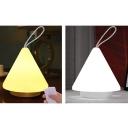 Mushroom Glass Diammble Night Light Remote/Switch for Kids Room