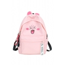 New Arrival Cute Cartoon Cat Printed Backpack School Bag