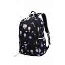 Leisure Cartoon Printed Fashion Backpack School Bag