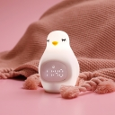 Sillicon Easy Touch Penguin Kids Led Nightlight Color Changing