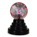 New Style Plastic Magic Nebula Projector Night Light with Clear Glass Shade