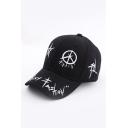Chic Star Printed Fashion Baseball Hat